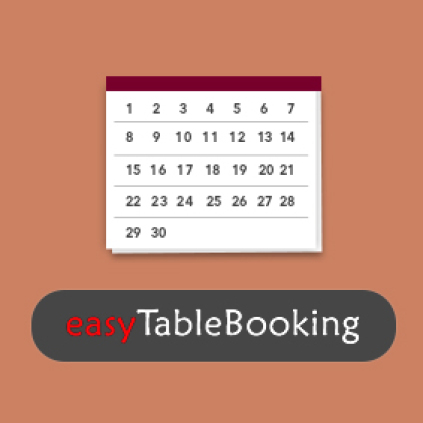 mono app easy table booking