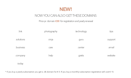 free domain, free domain name, web design and hosting, domain, .com domain, prices